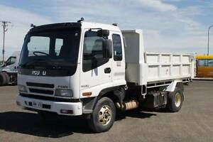 Isuzu FRR500 TIPPER Tipper Waterloo Corner Playford Area Preview