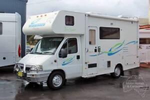 Winnebago (Avida) Motorhome - Free Spirit #7034 Windale Lake Macquarie Area Preview