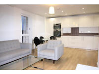 Three bedroomed apartment within Bow E3 - 24 hour concierge, gymnasium and beautiful roof terrace