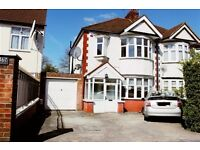 LOVELY 4 BEDRROOM SEMI - DETACHED HOUSE, AVAILABLE IN WATFORD WAY, HENDON, NW4 4TE