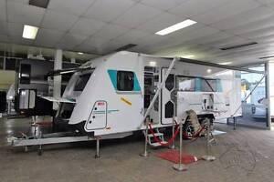 Avida Tourer Caravan - Topaz CV7652SL #6442 Windale Lake Macquarie Area Preview