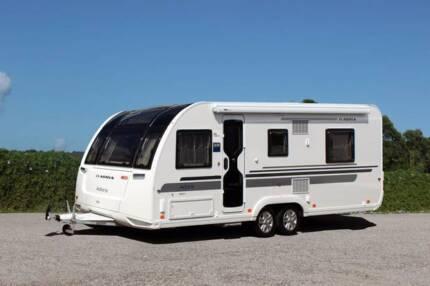Adria Caravan - Adora 612DP #5535 Windale Lake Macquarie Area Preview