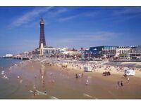 Blackpool pleasure beach tickets