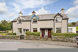 2 bed mid terrace cottage for rent - Ffestiniog