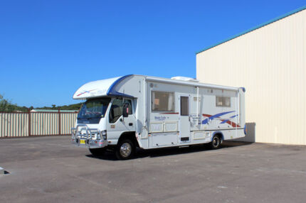 Sunliner Motorhome - Monte Carlo #5506 Windale Lake Macquarie Area Preview