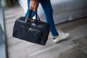 Nomad Lane Bento Bag: Most Thoughtful Travel Bag Ever!