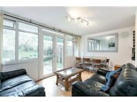 * SHARERS WANTED * 4 BEDROOMS 3 BATHROOMS * GARDEN HOUSE IN TUFNELL PARK AVAILABLE TO RENT NOW!! **