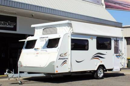 Jayco Caravan - Discovery Pop Top 16.52-3 #5738 Windale Lake Macquarie Area Preview