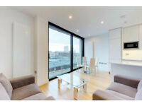 Fabulous, modern & luxury two bedroomed penthouse w/ private balcony in Aldgate E1. Don't miss out!
