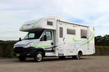 Sunliner Motorhome - Twist #5851 Windale Lake Macquarie Area Preview
