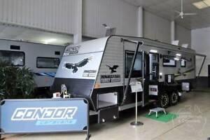 Condor Caravan - Ultimate Family 21' (BB2) #7451 Bennetts Green Lake Macquarie Area Preview