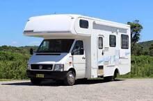 Winnebago (Avida) Motorhome - 6 Berth #5955 Windale Lake Macquarie Area Preview