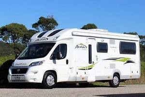Avan Motorhome - Ovation M6 #6145 Windale Lake Macquarie Area Preview