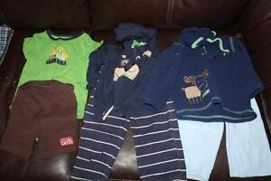 Carters clothes 18-24 months
