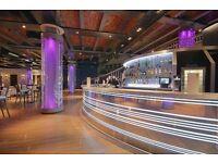 Manchester235 casino hiring F&B assistants