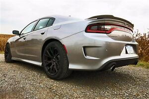 DODGE CHARGER HELLCAT Spoiler Painted Lifetime Warranty!!! ALL COLORS AVAILABLE