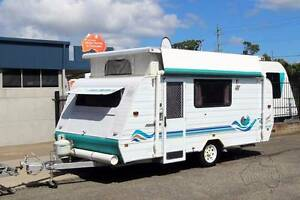 Jayco Pop Top Caravan - Freedom 14.59-1 #6477 Windale Lake Macquarie Area Preview