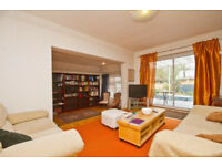 W3: Large FOUR Bedroom Detached House + Self Contained ONE BED Annex