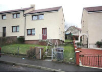 "*Ready to Rent"" 2Bed end terrace house in Drongan East Ayrshire"