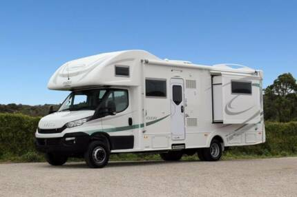 Sunliner Motorhome - Holiday H603 #5629 Windale Lake Macquarie Area Preview