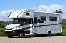 Sunliner Motorhome - Switch S542 #5983 Windale Lake Macquarie Area Preview
