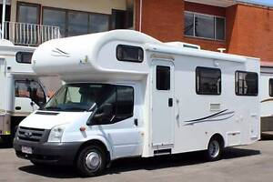 Talvor Motorhome - Euro Deluxe #5663 Windale Lake Macquarie Area Preview