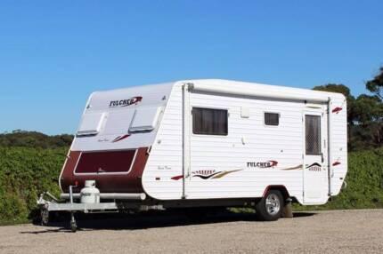 Galaxy Caravan - Fulcher #5638 Windale Lake Macquarie Area Preview