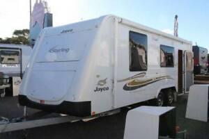 Jayco Caravan - Sterling #7606 Bennetts Green Lake Macquarie Area Preview