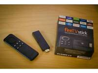Amazon fire stick loaded with Kodi