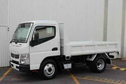 Fuso Canter 515 City Cab Tipper (FEJ30412)