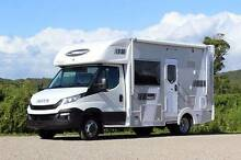 Sunliner Motorhome - Pinto P411 #5975 Windale Lake Macquarie Area Preview