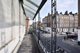 2 bedroom flat in 117 Harley Street, London, W1G