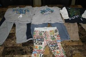 boys old navy clothes size 2