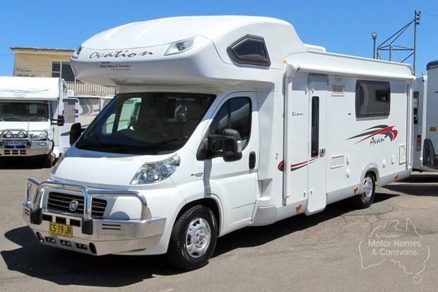 Avan Motorhome - Ovation M7 Slide Out #7312 | Campervans