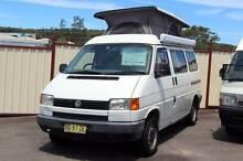 VW Transporter - Frontline Campervan #5871 Windale Lake Macquarie Area Preview