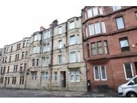 Unfurnished 1 Bed Flat to Let (3rd Floor) - Clarence Street, Paisley