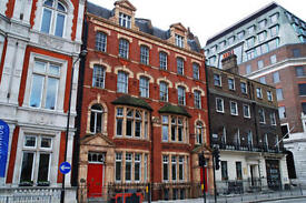 BLOOMSBURY Private and Serviced Office Space to Let, WC1 - Flexible Terms | 2 -88 people