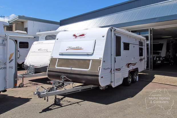 Golden Eagle Caravan - Rambler #6821