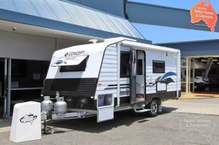 Concept Caravan - Innovation 500M #7248 Bennetts Green Lake Macquarie Area Preview