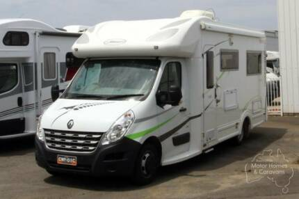 Sunliner Motorhome - Vibe #6856 Windale Lake Macquarie Area Preview