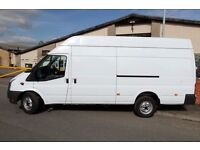 Van man Removals and Clearances 24/7 Instant Service