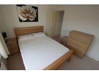 Double room is available now to rent in furnished house good location