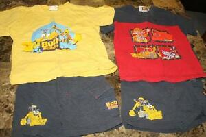 bob the builder clothes size 3