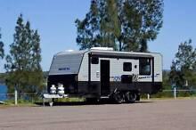 New AMH Caravans - Hunter #6028 Windale Lake Macquarie Area Preview