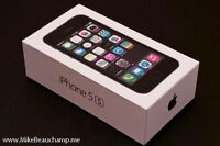 iPhone 5S original , brand new  , with all original accessoires