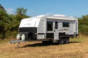 Roadstar Off-Road Caravan - Safari Tamer #8195 Bennetts Green Lake Macquarie Area Preview