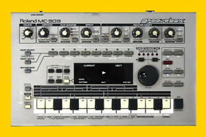 Roland MC-303 Groovebox $225.