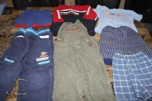 boys clothes size 3