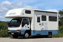 Winnebago (Avida) Motorhome - Voyager #5807 Windale Lake Macquarie Area Preview