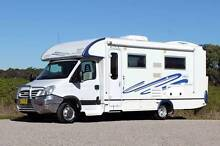 Sunliner Motorhome - EuroSpa #6149 Windale Lake Macquarie Area Preview